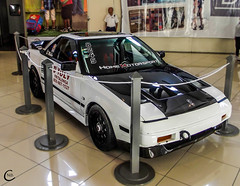 Toyota MR-2 (CapBels 2) Tags: auto car drag 360 finepix toyota carro fujifilm mr2 supra exposicin dragstar galera dominicano dragueo