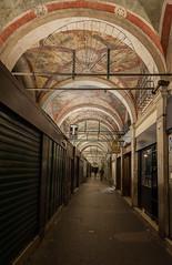 Ruga dei Oresi, Venezia (jacqueline.poggi) Tags: venice italy architecture italia galeria galerie venise venezia affreschi fresco architettura italie galleria rialto fresque rugadeioresi
