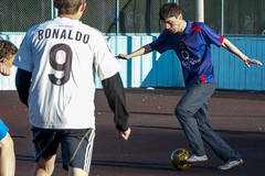 *** (Artur Potosi) Tags: guy sports football soccer 2010 footballer