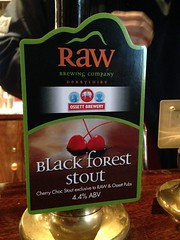 The Weekend Starts Now (RoystonVasey) Tags: black apple forest brewing upload keys real pub raw cross 5 yorkshire north ale email company knaresborough stout iphone roaming ossett