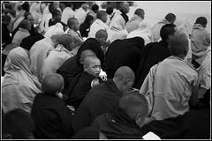Nepal 2 (Le Papa Tango) Tags: leica nepal bw noiretblanc religion boudhism