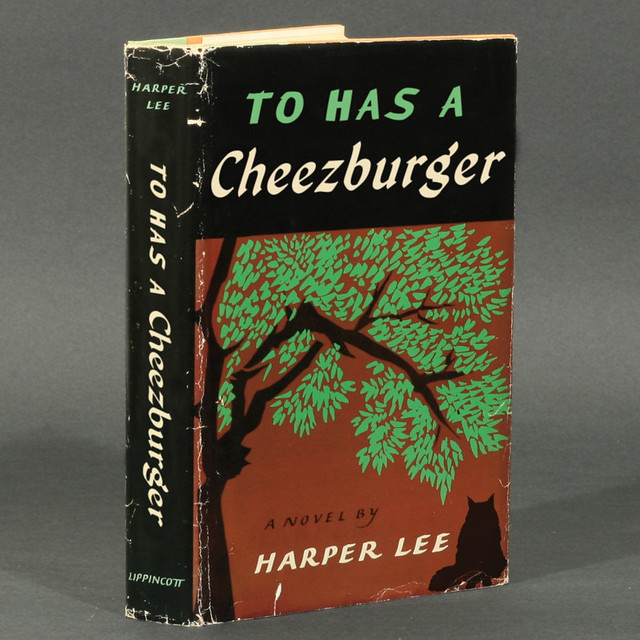 Harper Lee announces novel 2.0