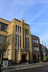 Sint-Paulusinstituut (Campus PAT), 45 Patijntjestraat, Ghent (Tetramesh) Tags: tetramesh gent gand ghent oostvlaanderen vlaanderen eastflanders flanders belgië belgien belgique belgium