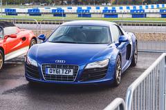 V10. (Reece Garside | Photography) Tags: blue summer sun london history car canon audi rare supercar v10 r8 spotter audir8 pistonheads hypercar worldcars r8v10
