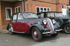 1938 Frazer Nash BMW 326 Saloon (RoyCCCCC) Tags: bmw vscc frazernash brooklands