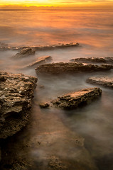 Moruya Heads misty rocks (photo obsessed) Tags: ocean park new seascape wales sunrise point bay rocks south australia national area newsouthwales oceania batemans murramarang bawley bawleypoint murramarangnationalpark 500px ifttt batemansbayarea