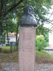 Bust of Vilna Gaon