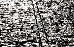 Taking Something out of Context -3 (zeevveez) Tags: road light bw stone canon photography jerusalem zeevveez
