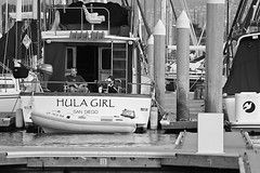 Leisure time & a hot cuppa on the 'Hula Girl' (1000 Words Gallery) Tags: california blackandwhite bw slr monochrome digital marina docks canon honda photography eos rebel boat photo blackwhite dock sandiego relaxing socal hulagirl leisure digitalcamera southerncalifornia orangecounty relaxation oc danapoint 13 digitalslr watercraft downtime t3i leisuretime 1000words captaindave watervessel danapointca captdave canon600d 1000wordsphotography eos600d canont3i eoskissx5 1000wordsgallery ralphevelasco