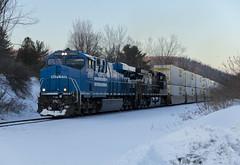 022815_Warnerville_939cr (glennfresch) Tags: railroad bridge train ns d norfolk central southern h hudson delaware cr conrail esperance 939 warnerville delanson