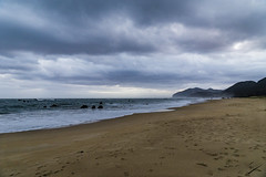 A haven of peace (jcfasero) Tags: haven peace paz silencio silence tranquilidad quiet noja cantabria espaa spain playa beach aire outdoor seascape landscape ngc sony a6000