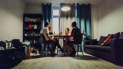 05.07.2016 (Fregoli Cotard) Tags: family beer dinner parents apartment wine jazz daily livingroom pizza attic goodbye newapartment dailyphoto photodiary photojournal 366 dailyjournal lastfloor dailyphotograph everydayphoto 366days 366project 366daily 187366 366dailyproject photographicaljournal 187of366