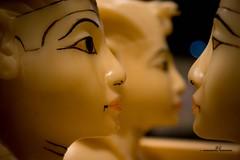 Canopic - Detail (max.fontanelli) Tags: king treasure tomb egypt re tesoro tomba egitto oro tutankhamun pharaon golg faraone