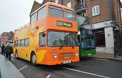 681 FDL681V (PD3.) Tags: bus buses ahead bristol island open vrt top go quay southern more vectis dorset topless bournemouth poole vr topper 681 breezer centenary fdl hants goahead morebus fdl681v 681v