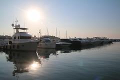 Marina at Santa Eularia (SimonFewkes) Tags: ibiza eivissa balearicislands islasbaleares santaeularia santaeulalia daltvila holiday travel balearics