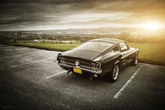 68' Ford Mustang Fastback (KevHaworthPhotography) Tags: classic ford car photography automotive photograph mustang kev v8 haworth