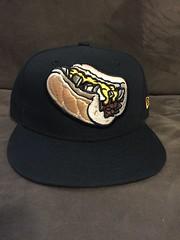 2016 Lehigh Valley IronPigs Alternate Cheesesteaks Wit Hat (black74diamond) Tags: hat valley wit alternate lehigh 2016 cheesesteaks ironpigs
