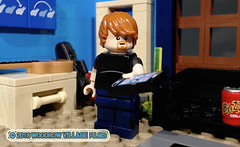 You mad, bro? New brickfilm: https://youtu.be/qII4S4KX-5s (woodrowvillage) Tags: lego moc brickfilm brick film comedy iphone message voice mail hate angry young spoiled nephew prick dick asshole mother disrespectful ignorant
