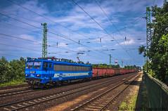 630 027 (Takcs Lszl Photography) Tags: 630 027 ll rch railcargohungary rail cargo hungary tehervonat 100a 2016 07 23 gigant matrics