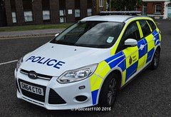Kent Police Ford Focus GN64 CTO (policest1100) Tags: ford kent focus police cto gn64
