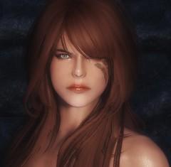 Riel - Female Nord character preset (teriric) Tags: face character characters mods preset presets skyrim tesv racemenu