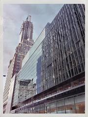59th Street (street level) Tags: architecture nyc newyorkcity streetphotography manhattan skyscraper 781 5th avenue reflection gothamist midtown