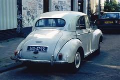 Morris Minor 1956 (TedXopl2009) Tags: vg4719 morris minor cwodlp amsterdam sidecode1 tg26tt
