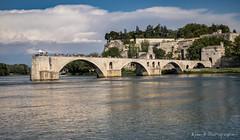 Acignon (Rmi Avignon) Tags: avignon pont bridge vaucluse