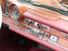 1964 Mercedes Benz 220 (faasdant) Tags: 44th annual forest grove concours delegance 2016 pacific university campus classic car automobile show exhibition 1962 mercedes benz 220 cabriolet black