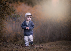 Curious (ezettnor) Tags: ifttt 500px boy cute baby child family people outdoors 135m canon love curious
