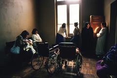 Public Hospital, Santiago, 1993 (Marcelo  Montecino) Tags: publichospital santiago 1993
