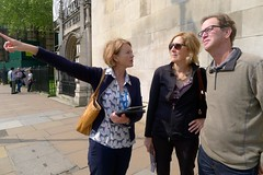 Royal Parks and Palaces with Emma Matthews (12 May 2016) (Context Travel) Tags: london england best docent palaceofwestminster parliament houseofcommons houseoflords neogothic royal royalty parks palaces explore deeptravel iconic travel historic architecture building outdoor people