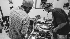 Profeta & Dj Tiu X (Jonathan Fernandes.) Tags: rap nossa conferncia diadema organizao qi submundo90 profeta projeto pandora
