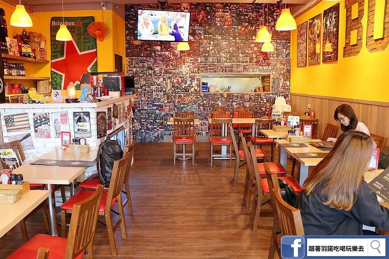 巴克斯美式小館板橋美式餐廳13