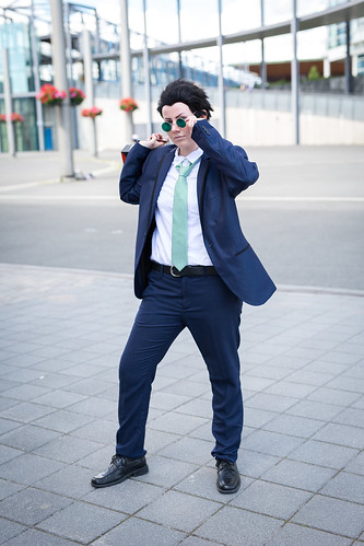Hunter x Hunter Leorio cosplay