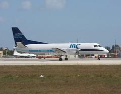 IBC Airways                               Saab 340                           N691BC (Flame1958) Tags: 2653 ibc ibcairways mia kmia miamiairport miamiinternationalairport airfreight aircargo 040311 0311 2011 aircraft flying transport n691bc saab saab340 s340 340 saabaircraft