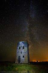 Knockadoon-Tower_2 (paulflynn) Tags: stars knockadoon milkyway night tower watchtower