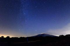A Sky Full Of Stars - Etna (ciccioetneo) Tags: etna milkyway pianodeigrilli bronte catania sicily vialattea ciccioetneo mountetna etnavolcano nikond7000 sigma1020mm sigma1020mmf456 longexpsure coldplay milkywayetna starrynight starrynightetna highisophotography milkywayphotography 1156m pianodelleginestre astrophotography
