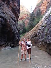 2016-09-p02-narrows-mjl-016 (Mike Legeros) Tags: ut utah zion zionnationalpark narrows river slotcanyon swiftwater wetfeet watchyourstep