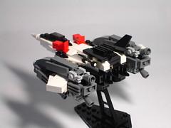 DSC06072 (obscurance) Tags: lego macross moc frontier vf25 messiah fighter space sms zio afol