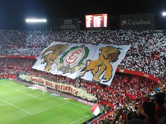 Sevilla fc vs Betis (carlosyolgam) Tags: sevillafcramonsanchezpizjuanderbisevillano biris