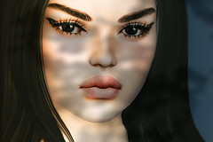 "Eyeshadow ""Bat Liner"" by SlackGirl @ The Makeover Room (heidi.rewell) Tags: theskinnery akakeruka beauty rezology slackgirl makeoverroom secondlife"