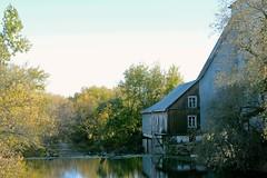 Blue Mill (emerge13) Tags: strochdelachigan geotagged saariysqualitypictures
