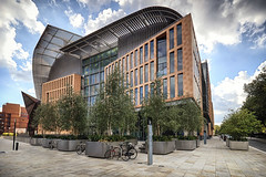 Francis Crick Institute (louisberk.com) Tags: francis crick biomedical research architecture kings cross st pancras london england october 2016 panasonic gx8 olympus zuiko pro 74 28