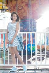 DSC_5003 (Robin Huang 35) Tags: 孫卉彤 candy 兒童新樂園 兒童樂園 遊樂園 lady girl d810 nikon