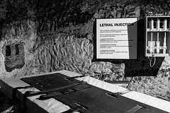 True Crime Museum Hastings (TD2112) Tags: truecrimemuseum hastings exhibitions crime criminals museum blackwhite mono death