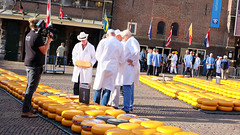 (Lin ChRis) Tags: cheesemarket alkmaar netherlands holland north 北荷蘭 荷蘭 阿爾克馬爾 market cheese 起士 kaasmarkt