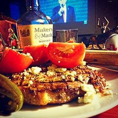 Tom Jones rocks! It's not unusual to have fun with anyone... . . #texas #texasbutter #dawgsbark #grilledintexas #boneinribeye #makersmark #forkina #route66ilmito #thedailybite #my_365 #713atme #texasforever (texasbutter@att.net1) Tags: texas texasbutter smoked homemade spices texasbuttersauce myfav mesquite doingwhatilove natural hotsauce texashotsauce madeintexas texasbbq goodgawd food foodie foodporn forkyeah foodblog barbecue eeeeeats thedailybite my365 instafood yum yummy munchies getinmybelly yumyum delicious eat dinner comida picoftheday love sharefood instafoodie beautiful favorite eating foodgasm foodpics chef bacon beef