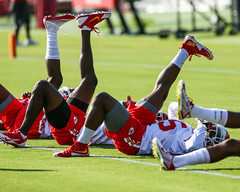 2016_Training_Camp_Day_2-1 (Mather-Photo) Tags: 2016 afc andrewmather andrewmatherphotography chiefs chiefscamp chiefskingdom chiefstrainingcamp football kcchiefs kansascitychiefs mowest mwsu matherphoto missouriwesternstateuniversity mosaiclifecare nfl sportsphotography stjoseph stretching summer trainingcamp warmups