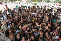 #Freixo50 • Papo Reto sobre Cultura em Bangú • 22/10/2016 (Marcelo Freixo) Tags: culturaderua livre diversidade ocupação praçapublica zonaoeste bangú jovens educação